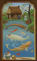 mystical lenormand fish