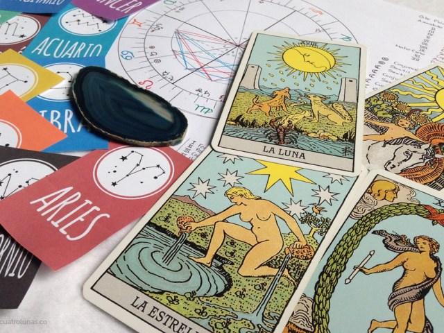 El Tarot y los astros parte I
