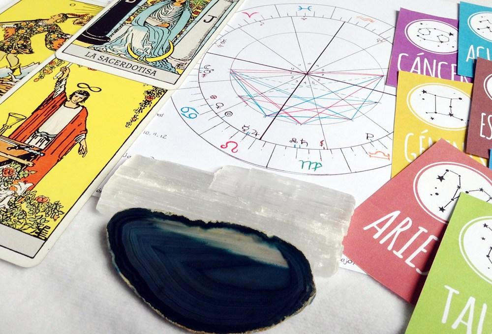 El Tarot y los astros parte II