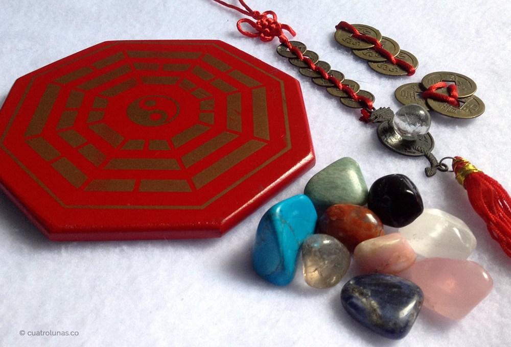 Cristales y Feng Shui