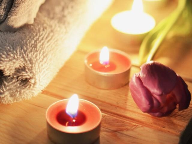 La poderosa energía de las velas