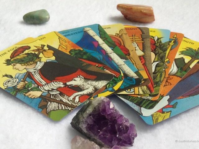 Tarot y cristales parte I