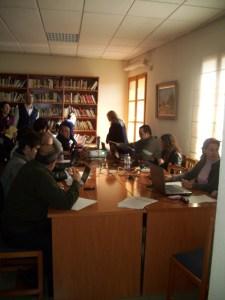Curso sobre redes sociales en San Mateu