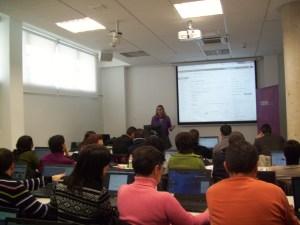 Curso sobre blogs para el turismo de interior