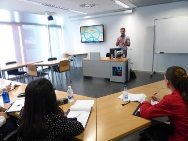 Roberto Regal curso protocolo y eventos
