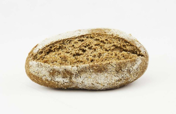 Pan integral de masa madre