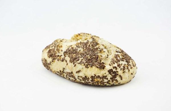 Pan de Trigo Dieta F con semillas de lino