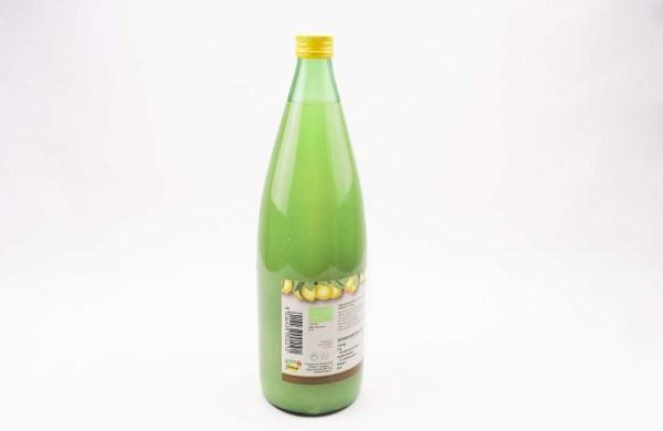 Zumo de limón ecológico 1L