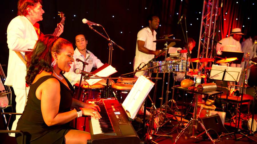 Kubanische Band Rico y Sabroso buchen