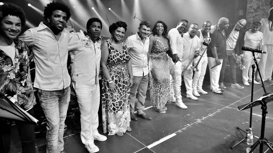 Kubanisches Orchester buchen