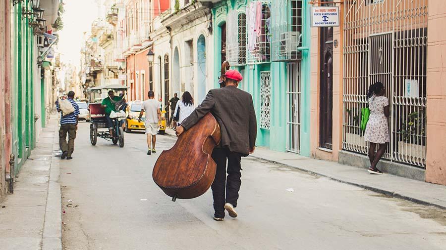 Guaracha – Kubanisches Musik Genre