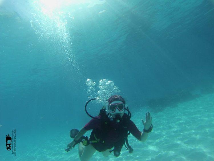 Respiración bajo el agua