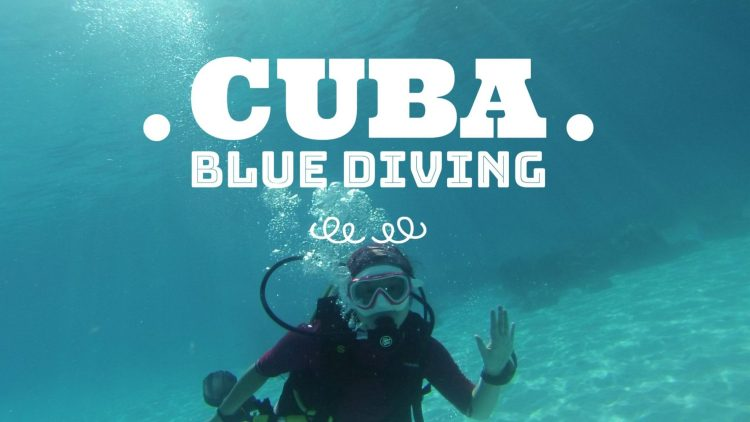 diving center in cuba