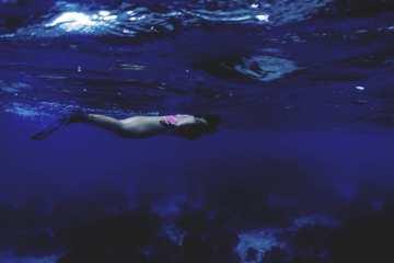Snorkel en Cuba