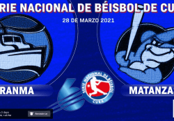Cuban National Series Final Game 1 Live