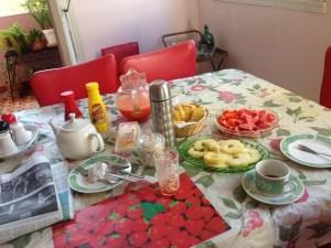 My Cuban breakfast.