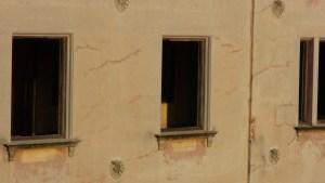 Windows from my window,