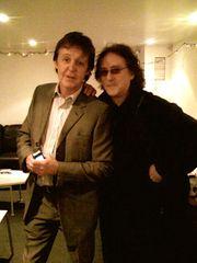 Paul El maca and Dennis Laine