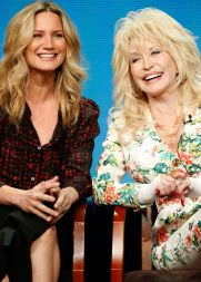 Neetles and Parton about their film