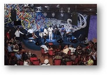 Amigos del Jazz en S de Cuba 2015