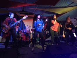 Orquesta Femenina Cubana Anacaona Las-Noches de-NY 2015 en vivo