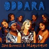 Jane-Bunnett-and-Maqueque CD Oddara