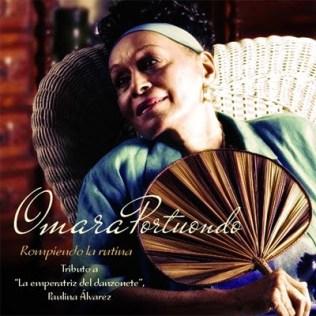 Omara Portuondo disco Tributo a Paulina Alvarez