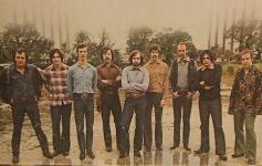 Blood Sweat & Years circa 1970