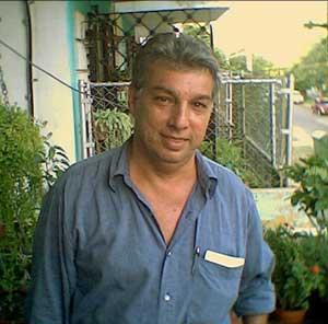 Ricardo Gonzalez journaliste détenu depuis le printemps 2003