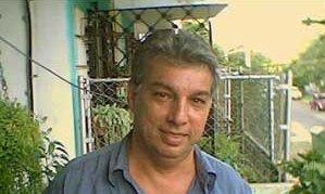 Ricardo Gonzalez, journaliste détenu depuis le printemps 2003