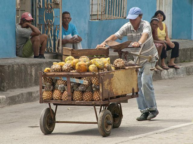 Desigualdad en Cuba: ¿combatiendo la riqueza o la pobreza?