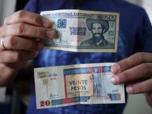 El modelo estatal centralizado cubano ha ido incorporando una serie de aberraciones económicas (como la dualidad de monedas)