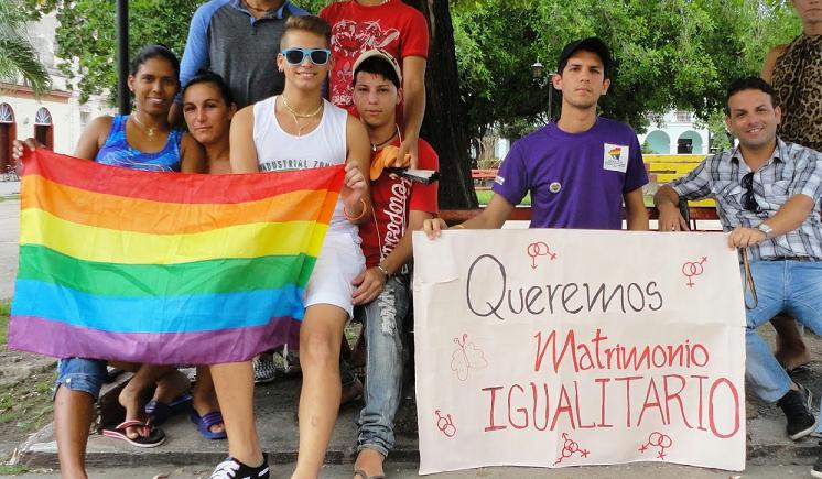 Primer matrimonio homosexual en cuba