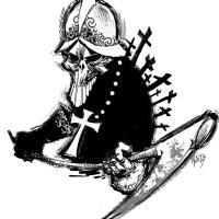 El conquistador en su último naufragio