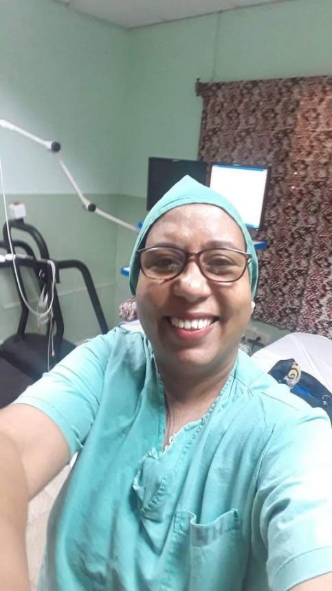 Doctora Ivelyse Cabeza