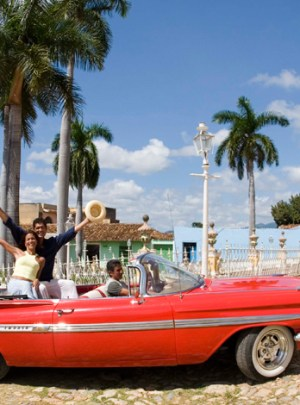Travelling around in Cuba