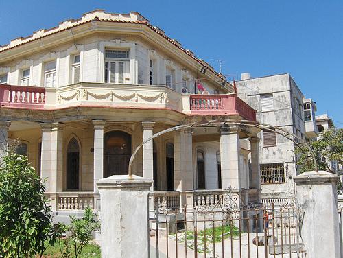Casa Particular in Cuba  American