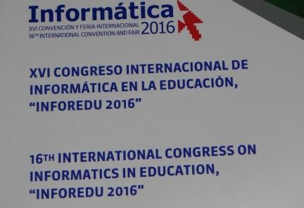Convención y Feria Informática 2016