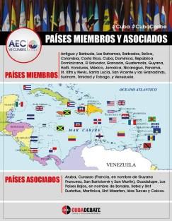 Datos de la VII Cumbre de la Asociación de Estados del Caribe