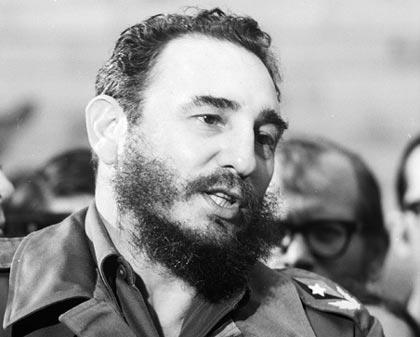 Fidel eterno comandante