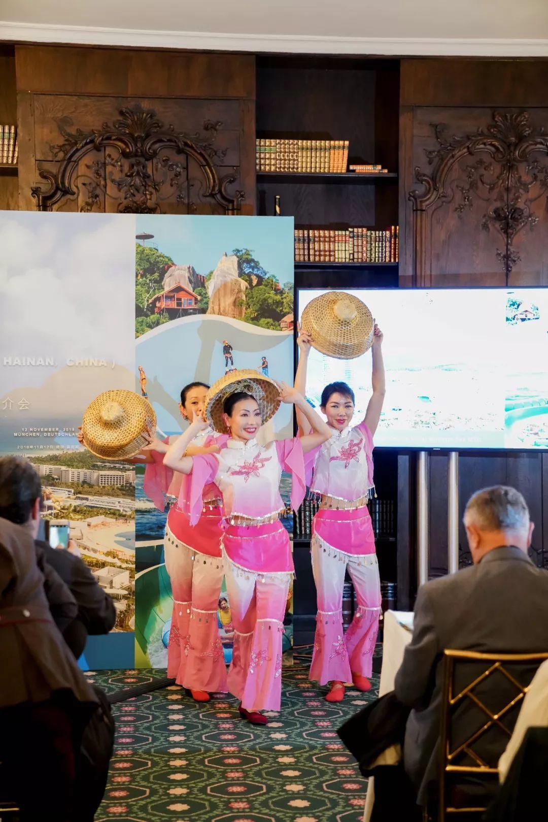 巴伐利亚中促会成功协办海南三亚旅游慕尼黑推介会