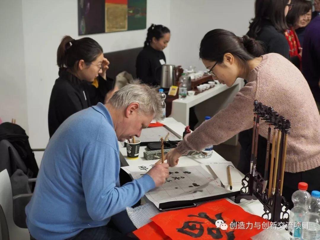 【共创佳音】CUB成功协办CHINATIV春节庆祝活动