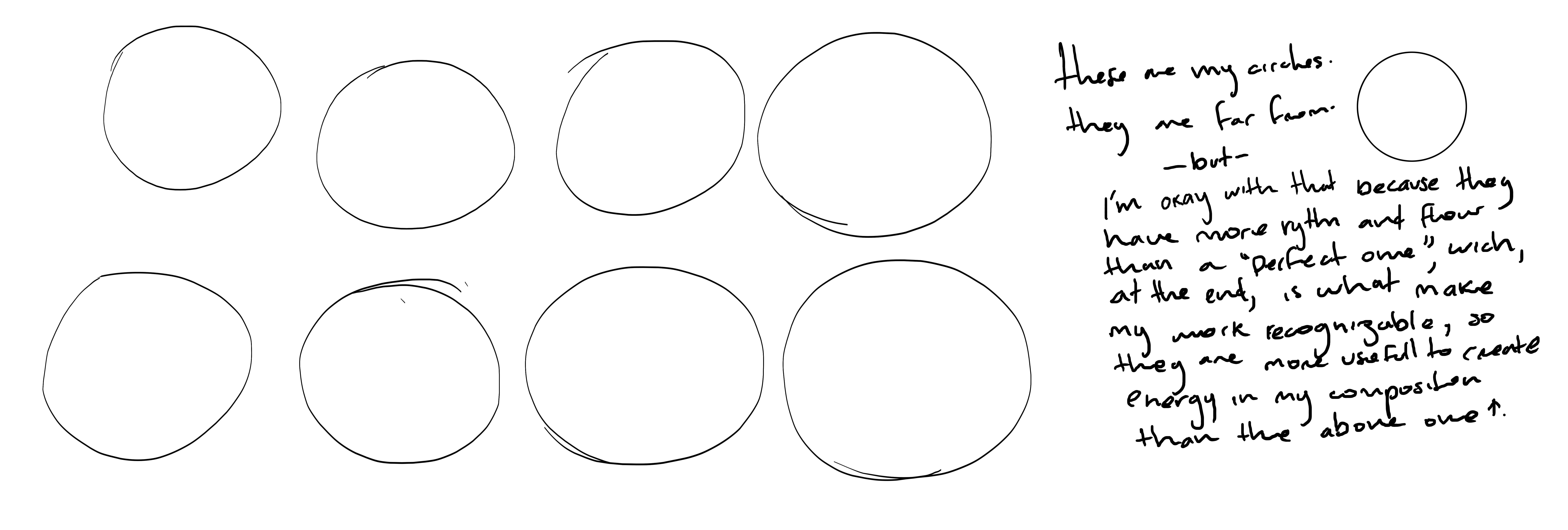 Tips On Drawing A Circle