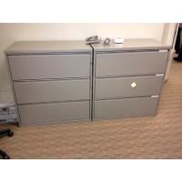 Herman Miller Meridian 3 Drawer Lateral File | Filing ...