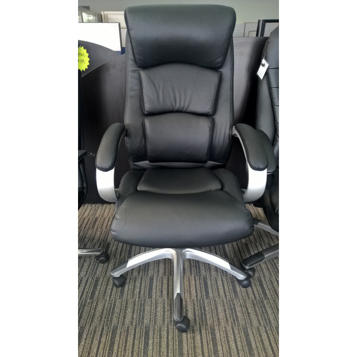 Boss LeatherPlus Executive Chair B8981  Chairs  Cube Designs