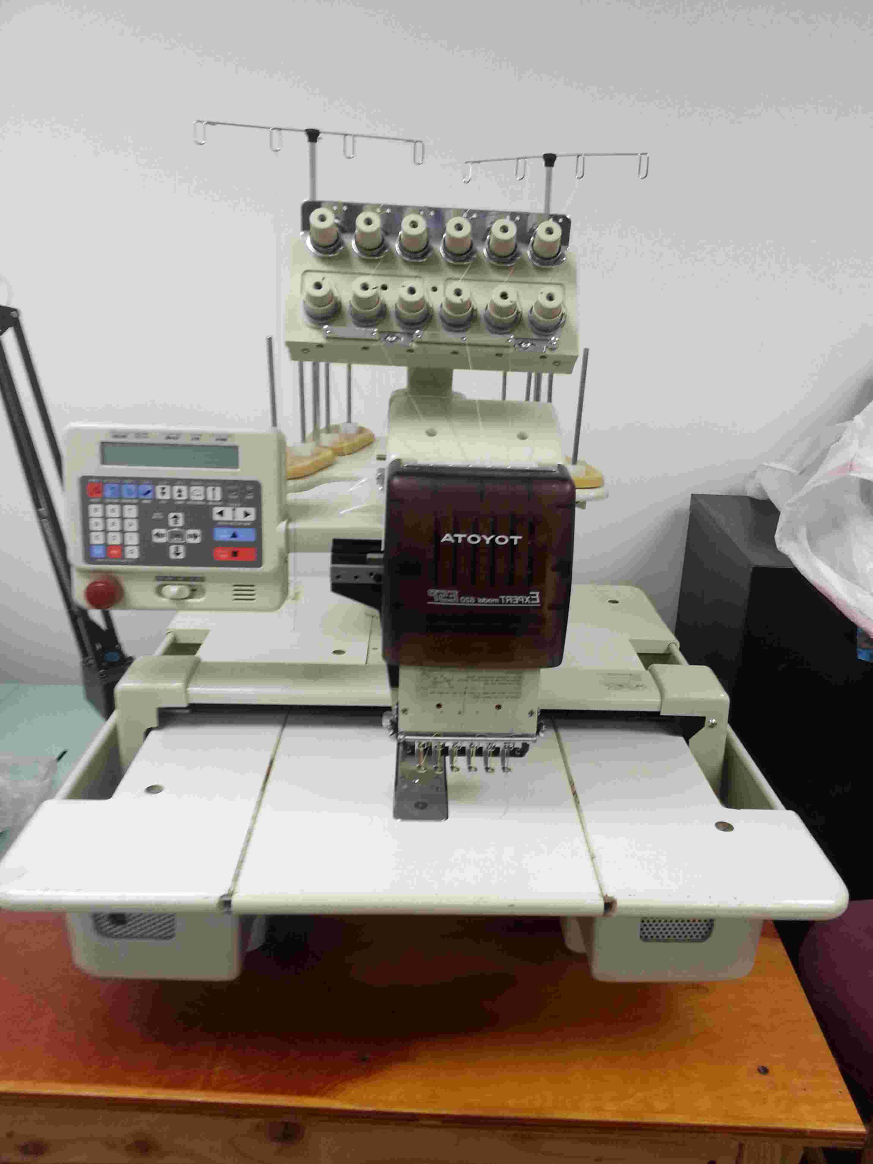 Singer Featherweight For Sale Craigslist : singer, featherweight, craigslist, Commercial, Embroidery, Machine, Canada