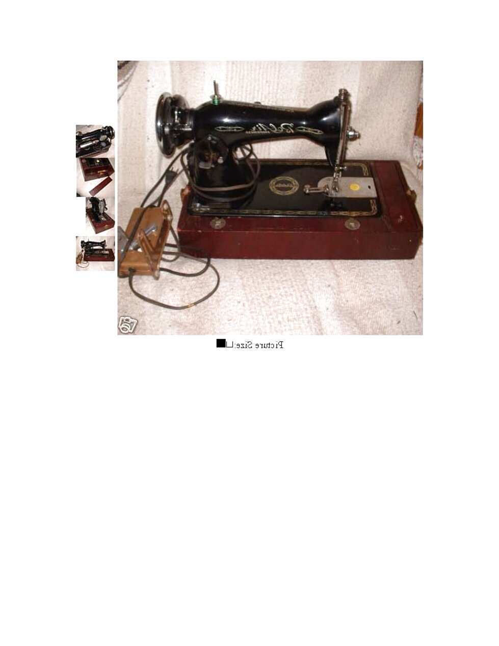 Singer Featherweight For Sale Craigslist : singer, featherweight, craigslist, Imperial, Sewing, Machine, Canada