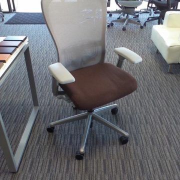 haworth zody chair one and a half sleeper eames leather mid back conference | cubeking