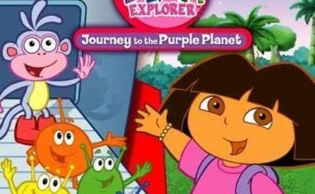 Dora The Explorer Journey To The Purple Planet Ign