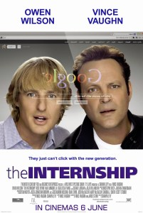 The Internship Intl Poster